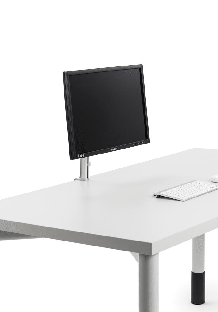 Monitorhalter, Novus, Bildschirmhalter, Monitorarm, ergonomisch Arbeiten