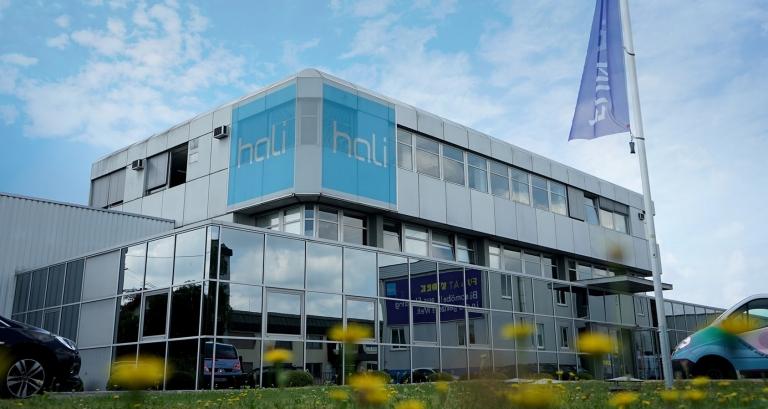 bild der Firmenzentrale hali GmbH in Eferding.