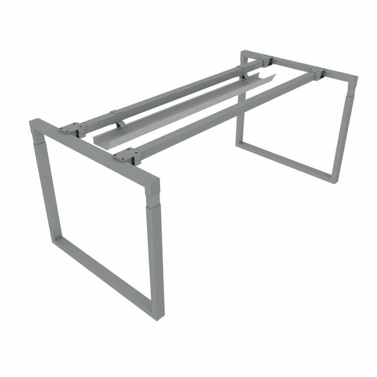 Darstellungsbild eines Tischgestells s520 ohne Tischplatte.