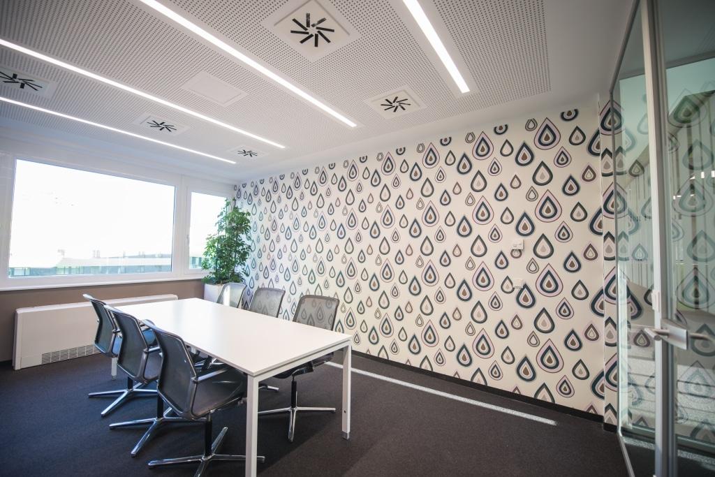 hali Büromöbel, Referenz, Referenzen, s421, Rechtecktisch, Büroarbeitstisch, Besprechung, Meeting